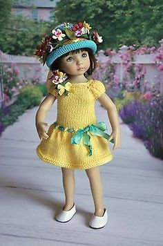 OOAK-OUTFIT-FOR-DOLLS-Little-Darlings-Effner-13. SOLD for $78.00 on 12/5/14.