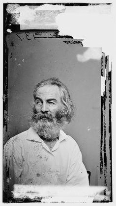 Walt Whitman: - Mathew Brady