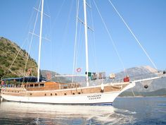 7 Days Yoga Cruise Retreat in Turkey