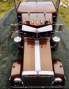 Epic Firetruck's Big Wheels ~ Show Trucks, Big Rig Trucks, Old Trucks, Mack Trucks, Peterbilt 359, Peterbilt Trucks, Dually Trucks, Heavy Duty Trucks, Heavy Truck