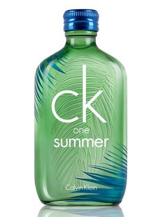 CK One Summer 2016 Calvin Klein perfume - a new fragrance for women and men 2016