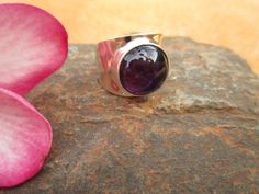 """Purple Amethyst has been highly esteemed throughout the ages for its stunning beauty and legendary powers to stimulate, and soothe, the mind and emotions. It is a semi-precious stone in today's classifications, but to the ancients it was a """"Gem of Fire,"""" a Precious Stone worth, at times in history, as much as a Diamond."""