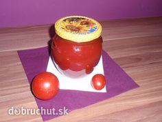 Domáci kečup - Domáci, neuveriteľne chutný kečup....
