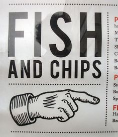 Fish and Chips English Fish And Chips, Fish And Chip Shop, Little Fish, Eclectic Decor, Country Decor, Signage, Restaurant Interiors, Jack Sparrow, Shop Ideas