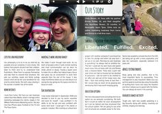 #workathome Dad story on page 28 of 2nd edition #Parent Tribe #Magazine  #attachmentparenting  http://www.parenttribe.net/