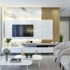 Small Apartment Interior, Room Interior, Home Interior Design, Modern Tv Room, Modern Tv Wall Units, Home Living Room, Living Room Decor, Tv Unit Furniture, Living Room Partition