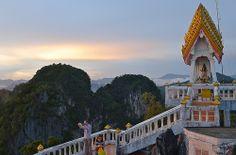 Tiger Cave Temple, Wat Tham Sua, Krabi, Thailand