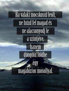 Elesni,koronát igazítani,tovább menni.. IDÉZETEK - G-Portál Motivation For Today, Words Quotes, Life Quotes, Dont Break My Heart, Motivational Quotes, Funny Quotes, Truth Hurts, Better Life, Love Of My Life