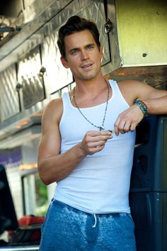 Pin for Later: These Are the Hottest Pictures of Matt Bomer in Movies and TV That Exist Magic Mike XXL