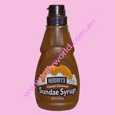 Hersheys Syrup Caramel Sundae 425g