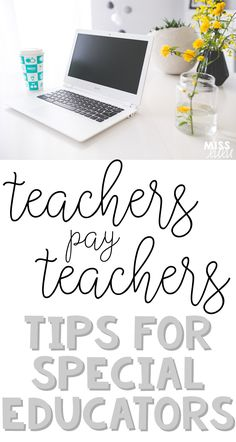 Teachers Pay Teachers is an amazing website, full of products and freebies made by teachers for teachers. It's a wealth of high quality resources at your fingertips and if you're not using it, you need to be! Here are some tips for using TpT to find the best products and freebies to use in your SPED classroom.