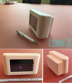 Pocket gamma camera, quasi uno smartphone