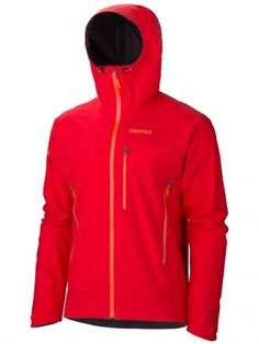 Redefining Waterproof Breathable!  A rare softshell thats fully waterproof  Marmot Nabu Softshell