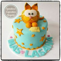 Torta (cake) Garfield