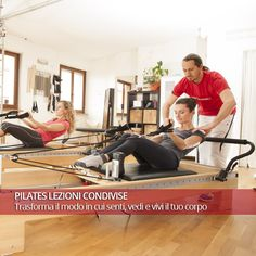 "Studio Pilates & Yoga ""LA GRANDE ONDA"" www.pilatescastello.it"