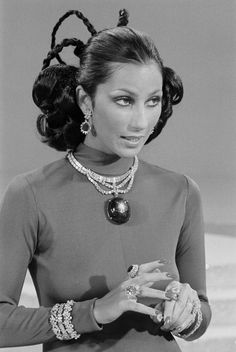 Cher.We knew she was abble of anything, didn't we?
