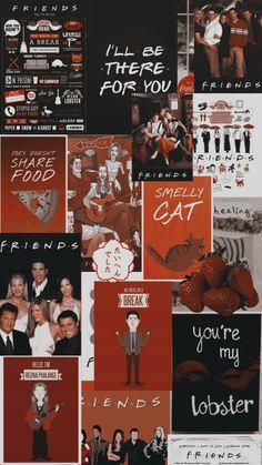 Lock Screen Friends Tv Show Iphone Wallpaper Tv: Friends, Friends Tv Show, Friends Episodes, Friends Cast, Friends Moments, Friends Series, Friends Forever, Chandler Friends, Tumblr Wallpaper