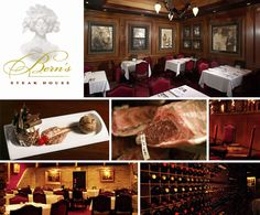 Bern's Steakhouse in Tampa, Florida After dinner visit the upstairs Dessert Room, then tour the wine cellar, the largest privately held collection in the world! One of my favorites!