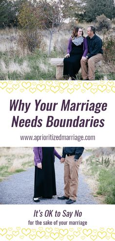 Every person and every relationship needs boundaries. Have you set boundaries for your marriage? Boundaries In Marriage, Setting Boundaries, Marriage Goals, Strong Marriage, Marriage Relationship, Happy Marriage, Marriage Advice, Love And Marriage, Good Wife
