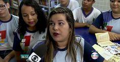 Rede de ensino de Pernambuco matricula alunos novatos na internet