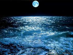 La lune bleu... ...