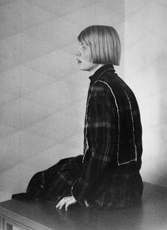 Architect Hans Heinz Lüttgen's Wife, Dora, 1926, by August Sander