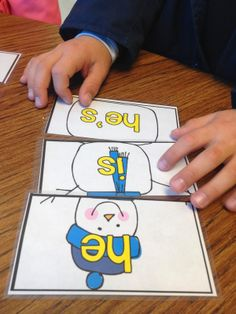 snowman contractions- easy activity for a hard concept!