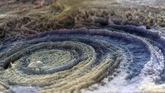 These Beautiful 3D Topographies Rendered by Lee Griggs Look Like Weather Patterns and Ocean Floors