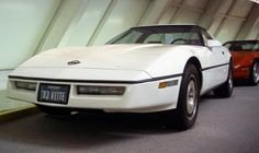 1983 Corvette - The only one.