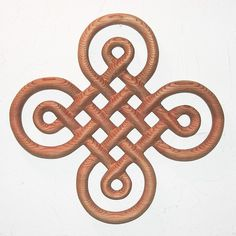 Celtic Knot of Discovery-Book of Kells -Babylon -Symbol of Discovery MEANING: Believed to be an ornamental cross from the Book of Kells, this symbol was found in the ruins of Babylon that predated the Book of Kells by 2000 years. It is currently used by two international scientific organizations as the Symbol of Discovery...$128.00