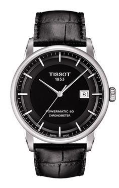 TISSOT LUXURY AUTOMATIC - Tissot Carson Powermatic 80