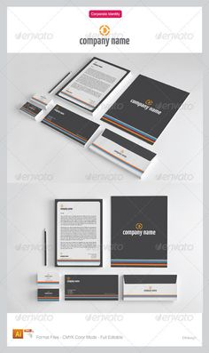 Company name Corporate Identity
