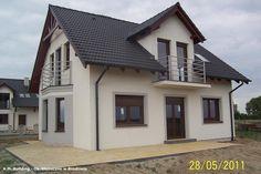 Minimal House Design, Minimal Home, Plans Architecture, Architecture Design, Style At Home, House Roof, My House, House Balcony Design, Front Gate Design