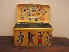 scatola di latta anni Cinquanta BERTOLINI