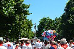 cosasdeantonio: Comparsa de Gigantes y Cabezudos - Dia 10 de Julio... Dolores Park, Travel, July 10, Viajes, Destinations, Traveling, Trips