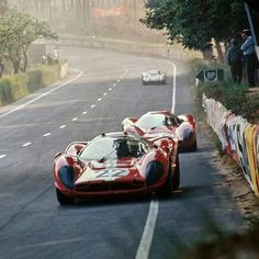 Sports Car Racing, Road Racing, Auto Racing, Grand Prix, Le Mans 24, Ferrari Racing, Old Race Cars, Retro Cars, Vintage Racing