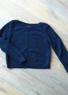 Kupuj mé předměty na #vinted http://www.vinted.cz/damske-obleceni/s-three-fourths-rukavy/10465912-kralovsky-modry-pleteny-svetr-marksspencer