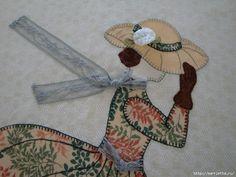 Лоскутное шитье и аппликация. Журнал Bonnet Girls (11) (700x525, 329Kb)