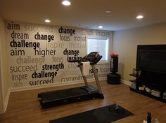 21 best fitness wallpaper murals images in 2019 mural art murals