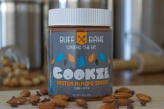 Cookie Almond Butter