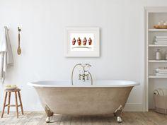 Seashell Decor Bedroom Wall Art, Lake House Decor Shell Print Simple Wall Art #WallHanging #ShellWallArt #LakeHouseDecor #LibraryDecor #MinimalistWallArt #BedroomWallArt #NauticalDecor #BathroomWallDecor #BeachDecor #WallArtPrints