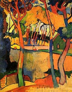 Andre Derain Paintings Analysis Essay - image 9