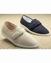 COMFORT CANVAS SHOE BUY ONE PAIR GET ANOTHER PAIR FREE Easy Access velcro fastening leisure footwear. BUY ONE PAIR GET ANOTHER PAIR FREE http://www.comparestoreprices.co.uk/womens-shoes/comfort-canvas-shoe.asp