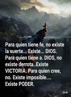 Dios es la clave de la vida