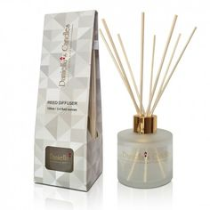 Reed Diffuser 100ML Frosted Reed diffusers are an increasingly popular way to gently scent and freshen inside your house or home. #aroma #reeddiffuser #scent #luxury #diffuser