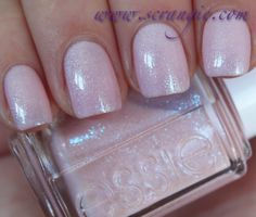 Pink-A-Boo - Scrangie: Essie Resort Collection Spring/Summer 2012 Swatches and Review