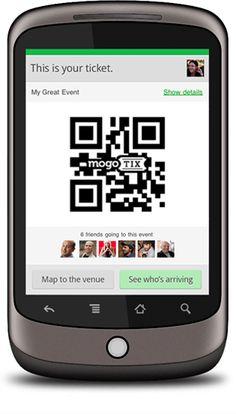 Virtual Tickets – MogoTix