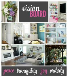 1000 images about home decor diy on pinterest window for Home design vision board