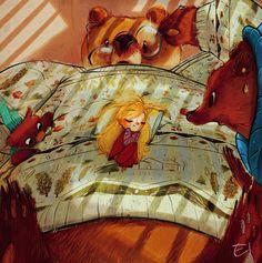 Goldilocks and the Three Bears - Elena Napoli
