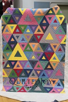 Colleen-Flannel-Triangles-Quilt.jpg 533×800 pixels